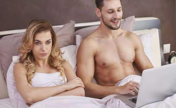 la patologia della porno dipendenza